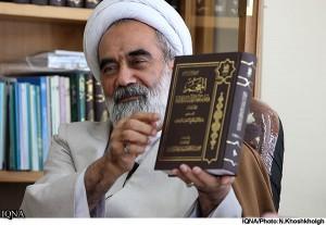 استاد علی اکبر الهی خراسانی